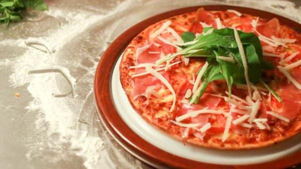 Sugestão prato - Don Carlo's Pizza Gourmet, Niterói