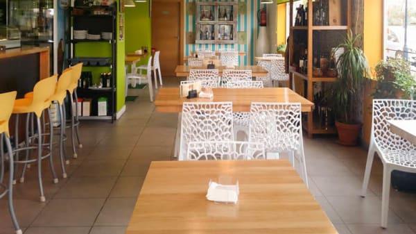 sala - Le Monde Cocinas del Mundo, Albacete
