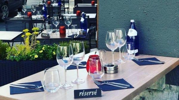 Terrasse - Feta Oregano, Ixelles