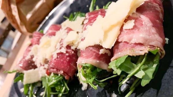 Suggerimento dello chef - La Fiaschetteria, Malito