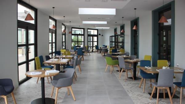 Salle du restaurant - Origin, Coquelles