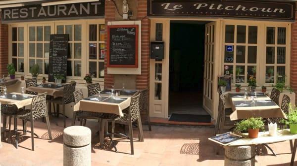 Terrasse du Pitchoun - Le Pitchoun, Toulouse