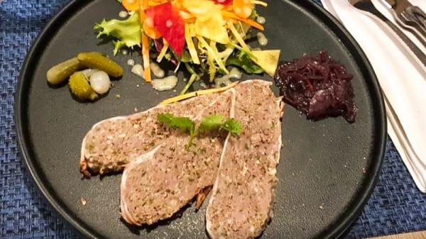 Suggestion de plat - La Table des Dix Vins, Saintes