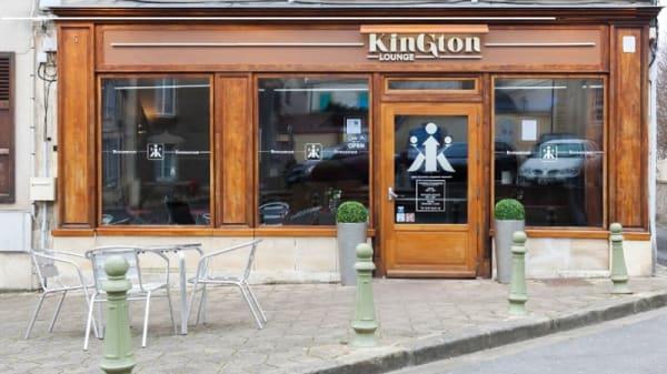 Terrasse - Kington Lounge, Marines