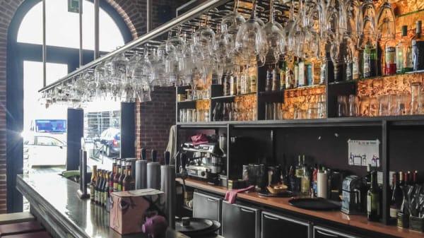 bar - Bar du Gaspi, Schaarbeek