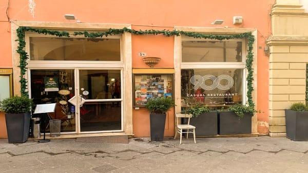 Entrata - 9Cento Casual Restaurant, Spoleto