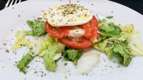 Sugerencia del chef - A Taverna di Pulcinella, Alboraia