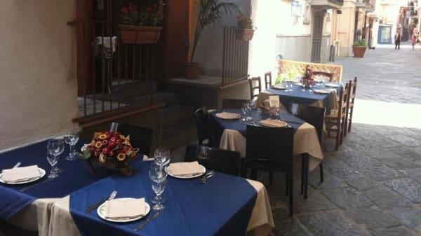sala esterna - Taverna Del Mare, Pozzuoli