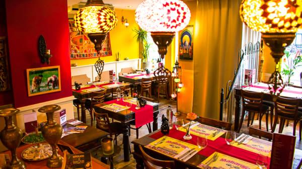Restaurant - Indiaas en Nepalees Restaurant Maharaja, Delft