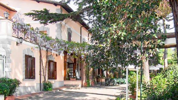 Esterno Villa Icidia - Villa Icidia, Frascati