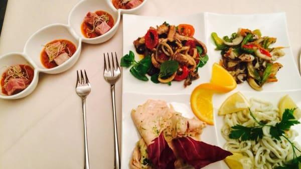 cucina mediterranea - Jazzit Restaurant, Pescara