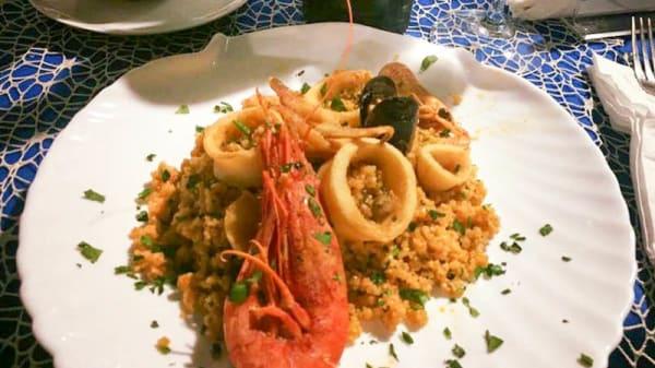 Primo piatto - Midó, Mazara Del Vallo