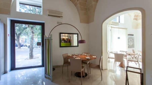 Vista sala - DUO ristorante, Lecce