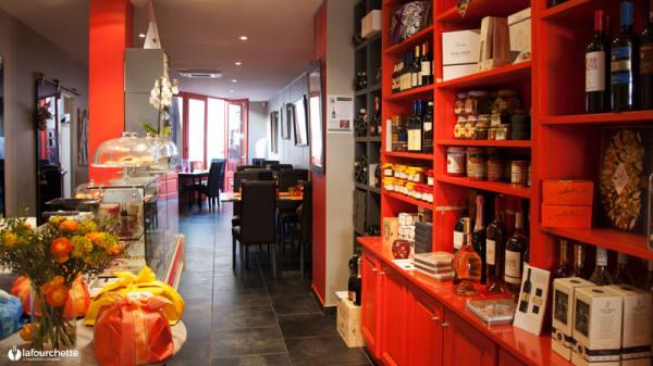 vue boutique - Comptoir 109, Marseille