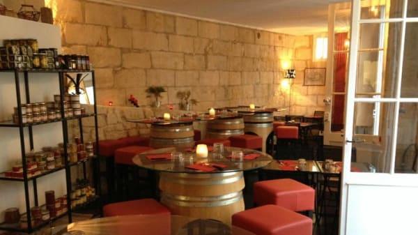 Restaurant - Les Délices du Roy, Saint-Émilion