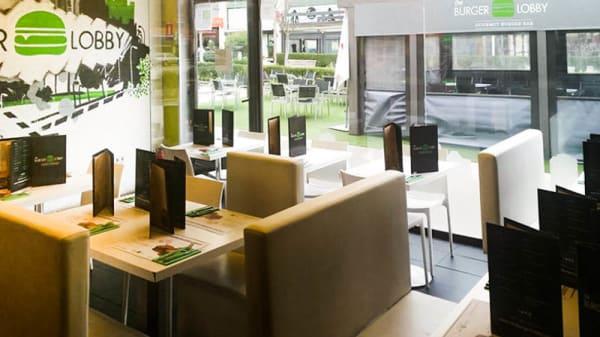 Vista sala - The Burger Lobby - Pozuelo, Pozuelo de Alarcón