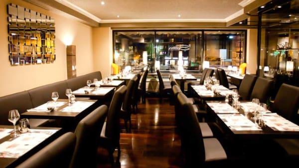 Salle - Brasserie The Spoon, Brussel