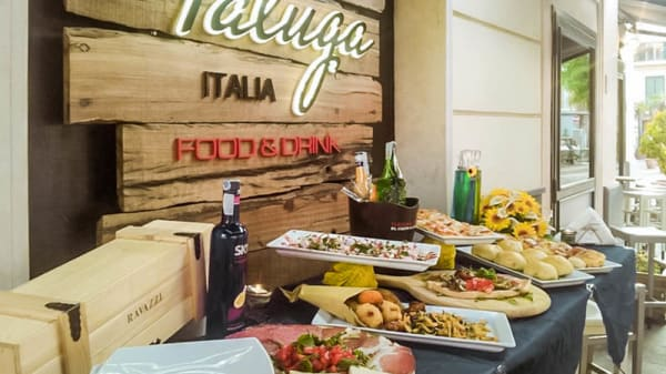 piatti - Faluga, Pozzuoli