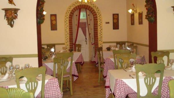 Restaurante - Chiara, Cáceres