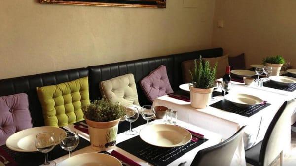 Restaurant - Le Donjon, Le Bar-sur-Loup