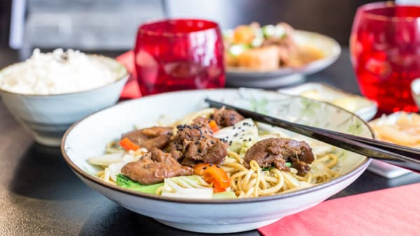 Suggestion du Chef - Wou Cha, Paris
