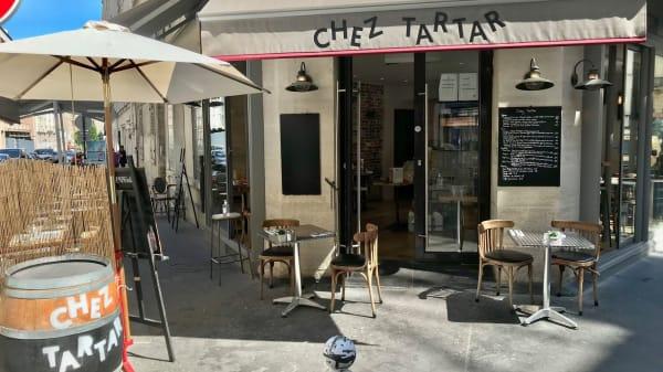 Chez Tartar, Paris