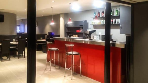 Vue salle - La Casa, Aubervilliers