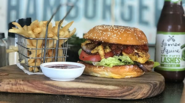 Course's Suggestion - Frothers Cafe, Allenby Gardens (SA)