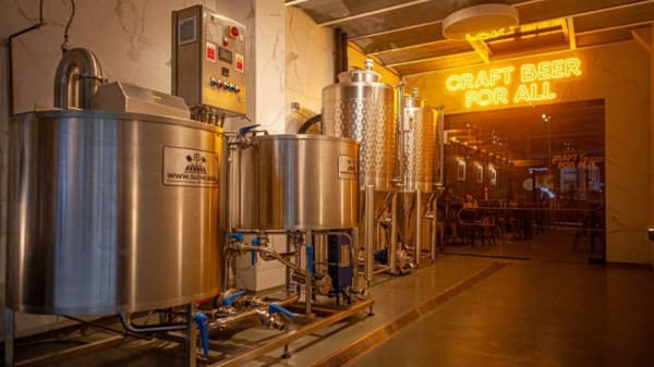 Ruta 6 Brewery, Barcelona