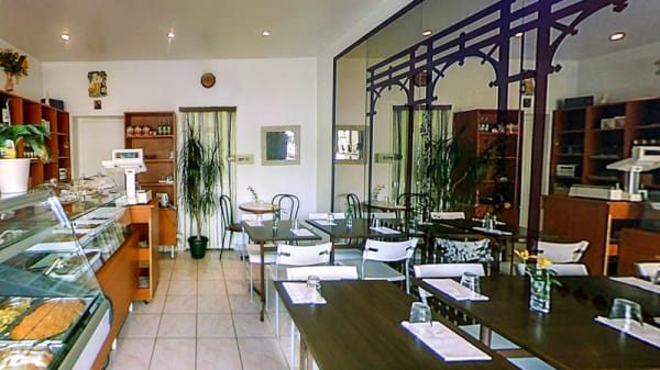Salle du restaurant - Arevig, Charenton-le-Pont
