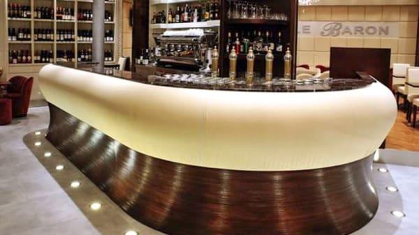 Aperçu du bar - Café le Baron, Paris