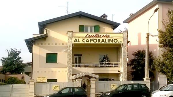 Vista esterna - Trattoria Al Caporalino 2.0, Lograto
