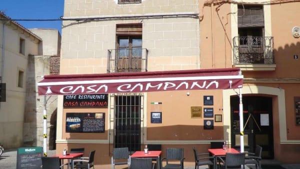 Restaurante - Casa Campana, Coria