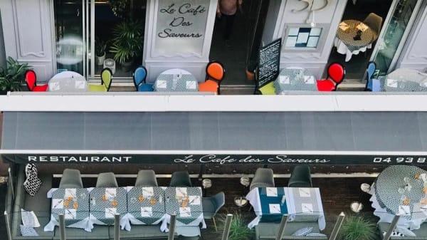 Le Café des Saveurs, Beaulieu-sur-Mer