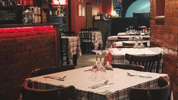 Sala - Restaurante Bar do Xano, Barcelos