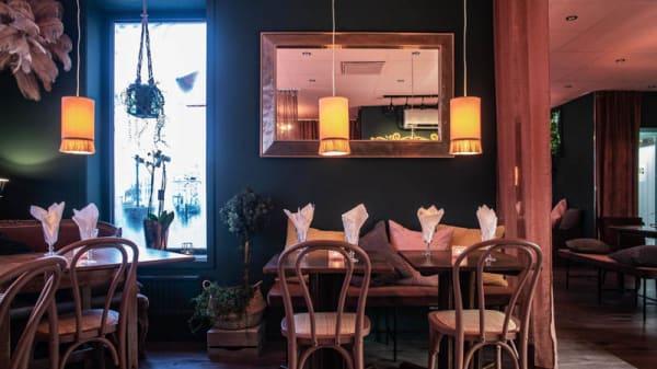Rum - Ethels Café, Göteborg