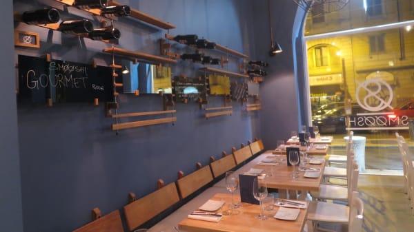 tavoli - Smooshi 2, Milano