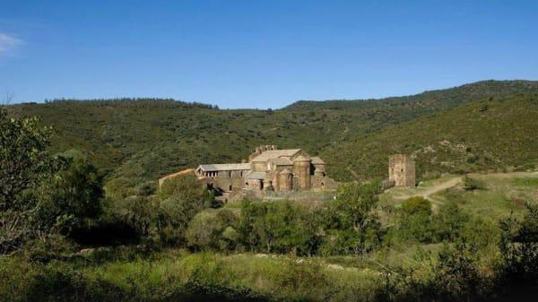 Vista exterior - Corral de Sant Quirze, Rabós