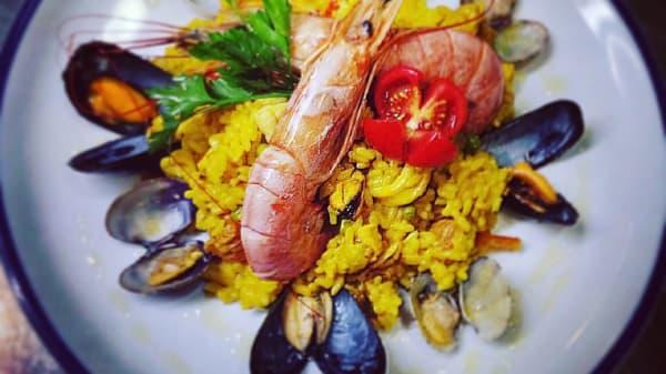 Suggerimento dello chef - Osteria La Italia, Genova
