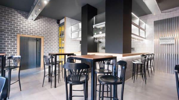 Interior - Kumbaya Gourmet & Wine Bar, Alicante