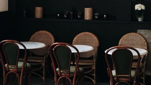 Salle du restaurant - L'orangerie de Monsieur, Versailles