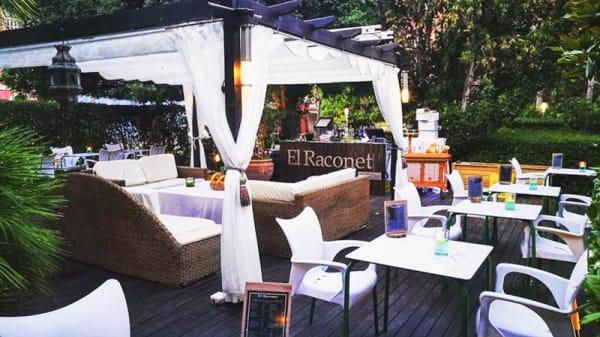 Terraza - El Raconet & Chill Out ( Hotel Blancafort Spa Termal), La Garriga
