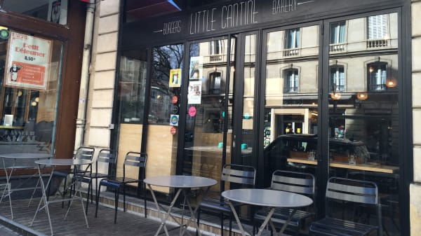 Little Cantine - Little Cantine, Paris