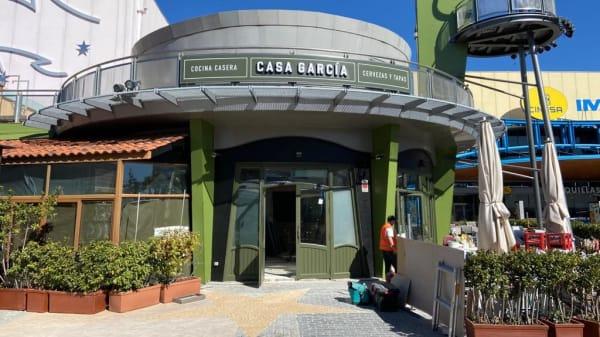 ENTRADA - Casa Garcia, Las Rozas