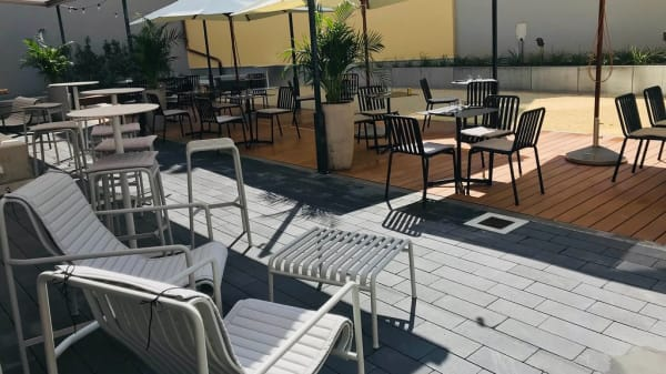 Exterieur - Tandem Restaurant, Bar & Jardin - Vevey, Vevey