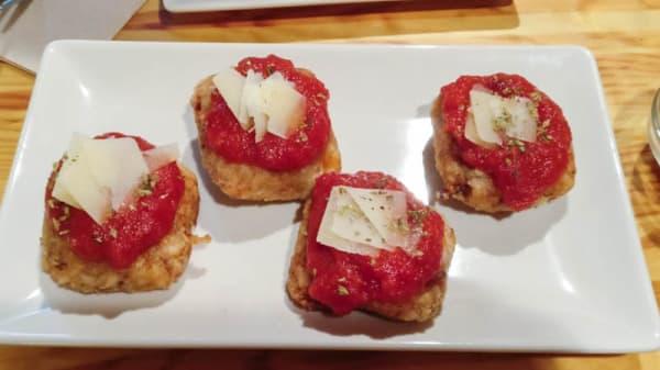 Sugerencia del chef - Giraluna, Barcelona