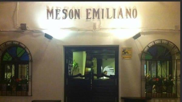 emiliano - Mesón Emiliano, Almuñécar