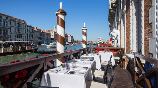 Terrazza sul Canal Grande - Antinoo's Lounge & Restaurant, Venezia