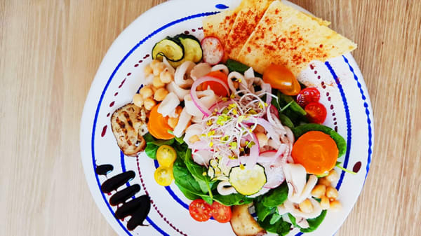 Sugerencia del chef - 080 Bistro, Palma de Mallorca