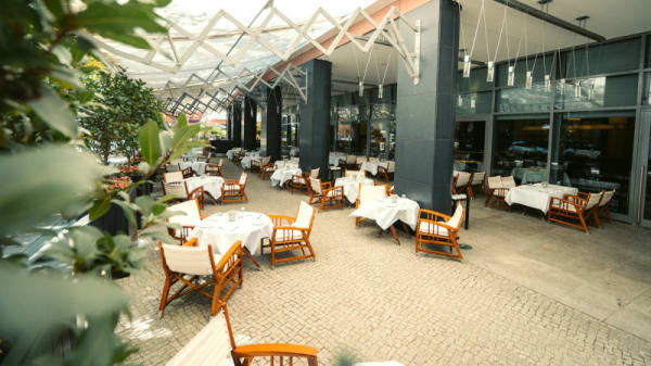 Vox Restaurant, Berlin